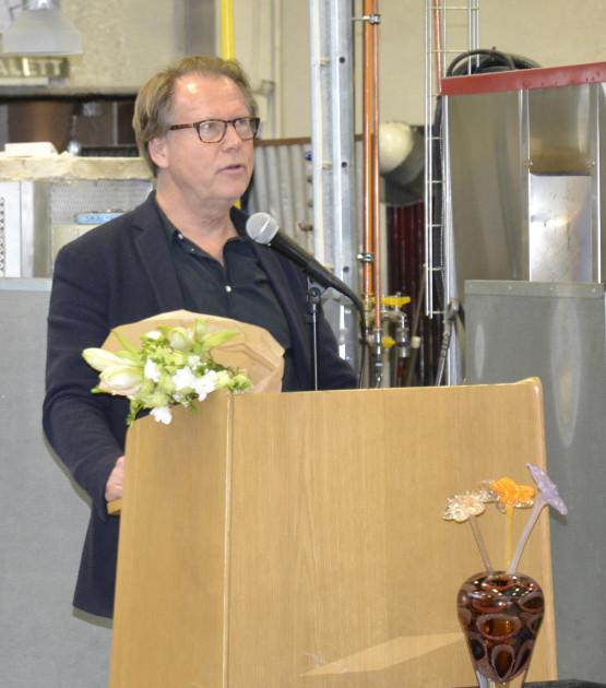 Regiondirektör Håkan Brynielsson invigningstalar